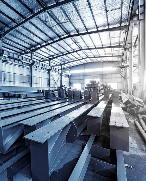 Hala produkcyjna zakładu